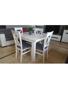 Zestaw stół BRW + 4 krzesła Kamil 3