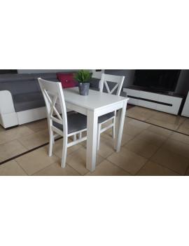 Miron stół rozkładany z 2 krzesłami Kam3