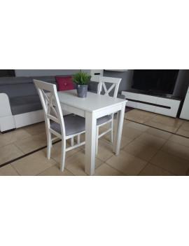 Miron stół rozkładany z 2 krzesłami Alla