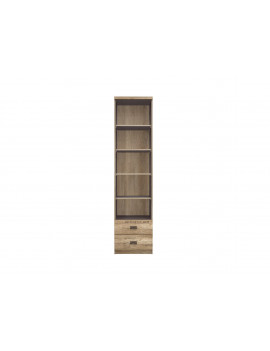 Malcolm Bookcase REG2S/50