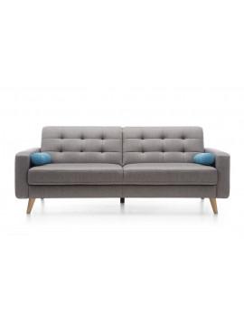 Nappa sofa bed with storage