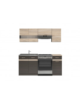 Junona kitchen units set 180cm