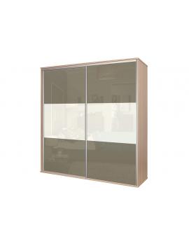 Sliding doors wardrobe Bos 125x210