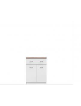 Top Mix sideboard 2d1s/60 white