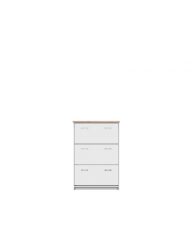 Top Mix shoe cabinet 3k white