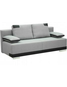 Sofa z funkcją spania Jazz szary