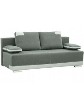 Jazz sofa z funkcją spania zielony
