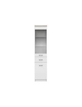 Top Mix display cabinet 1d1w1s