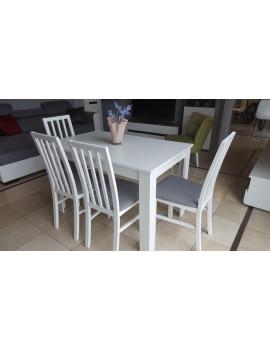 Zestaw stół Ramen midi + 4 krzesła Ramen