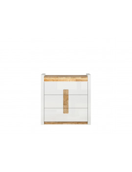 Alameda chest of drawers KOM3S