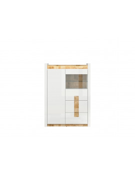 Alameda display cabinet REG1W1D2S