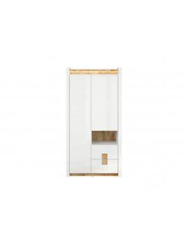 Alameda wardrobe SZF2D2S