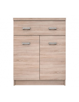 Top Mix sideboard 2d1s/60 sonoma
