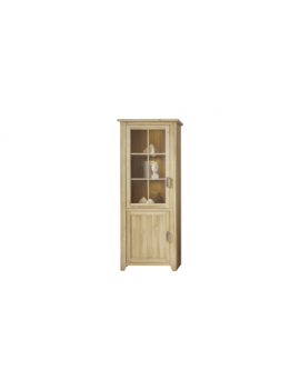 Canyon display cabinet 1D1W