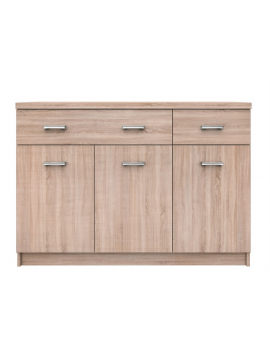 Top Mix sideboard 3d2s sonoma