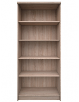 Top Mix bookcase high 80 sonoma