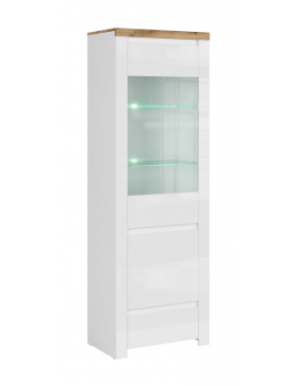 Vigo display cabinet 1D1W1S