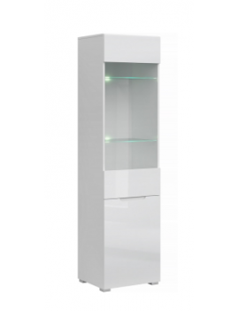 Yolk display cabinet 1D1W