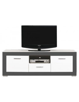 Gray TV stand GR-1