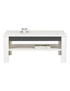 Gray coffee table GR-10