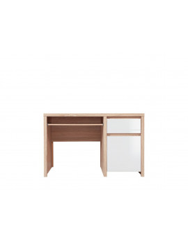Kaspian desk BIU1D1S/120 gloss