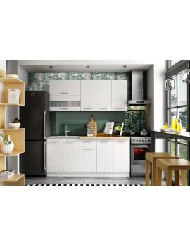 Tiffany 6 kitchen units...