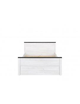 Antwerpen łóżko z szufladą LOZ1S/140