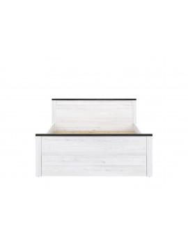 Antwerpen łóżko z szufladą LOZ1S/160