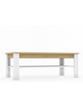 Valles coffee table 120