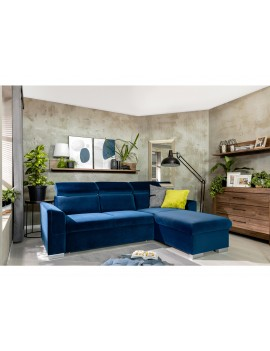 Corner sofa bed Evia