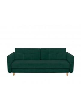 Sofa z funkcją spania i pojemnikiem Feliz