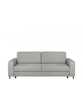 Sofa z funkcją spania i pojemnikiem Monza