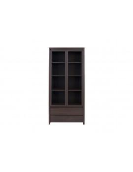 Kaspian display cabinet REG2W2S