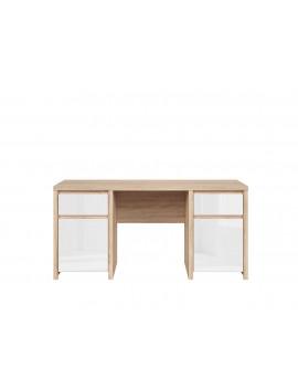 Kaspian desk BIU2D2S gloss
