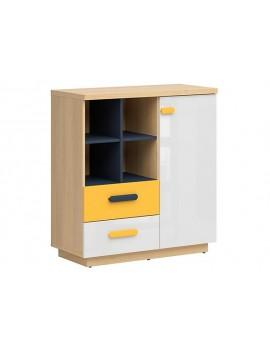 Wesker drawer KOM1D2S