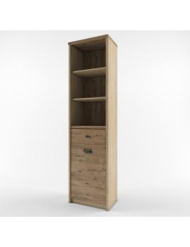 Diesel bookcase 1D1S