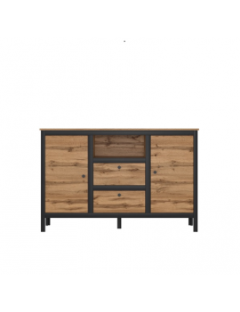LOFT CHEST OF DRAWERS 2D2S