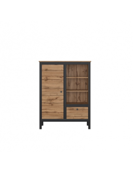 LOFT CHEST OF DRAWERS 1D1S/90